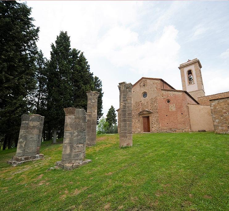 Barberino Tavarnelle – Antiquarium di Sant'Appiano
