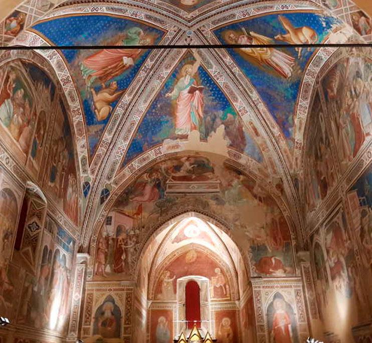Bagno a Ripoli – Oratorio di Santa Caterina