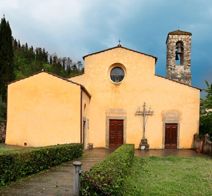 Rignano sull'Arno – Pieve di San Leolino