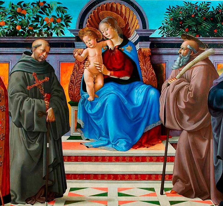 Reggello – Museo d'arte sacra di Vallombrosa